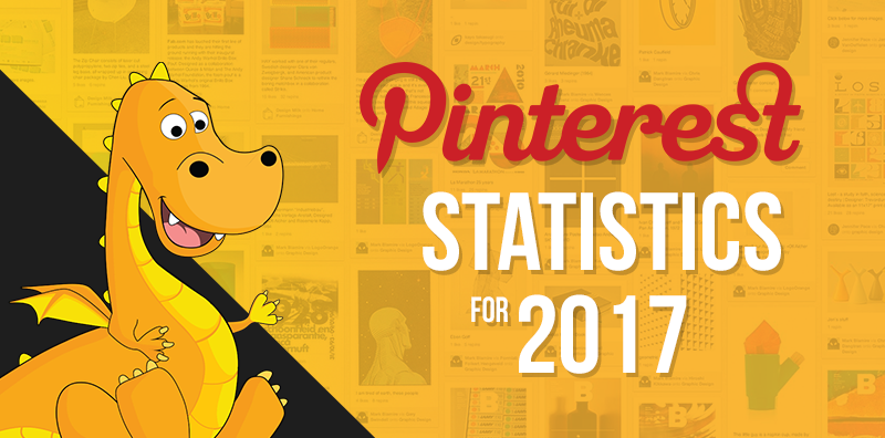 A list of statistics that show why Pinterest is an important marketing channel for businesses