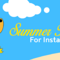 A list of optimized Summer hashtags to help you get more organic reach on your Instagram posts