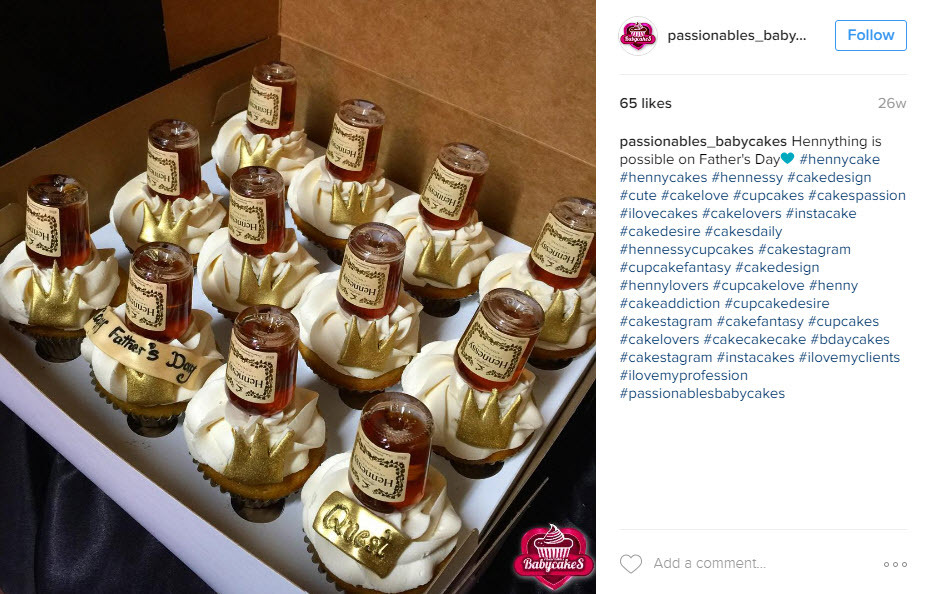 Showcase the products you use by using their brand hashtags