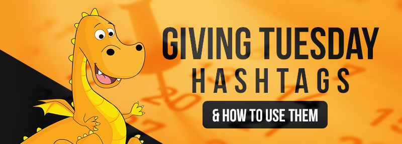 Giving Tuesday hashtags are a great way to get donations via Instagram