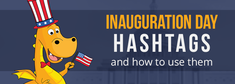 Use these Inauguration day hashtags to get organic views on Instagram