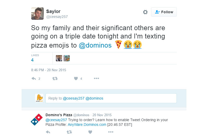 Emojis can be used on social to increase your ROI