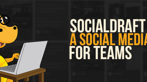 Socialdraft is a social media tool that allows teams and agencies to collaborate with clients
