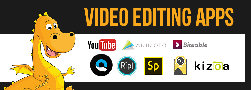 Social Media video editing apps