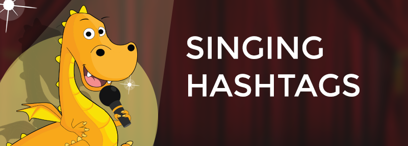 A list of the best Singing Hashtags to maximize Instagram views
