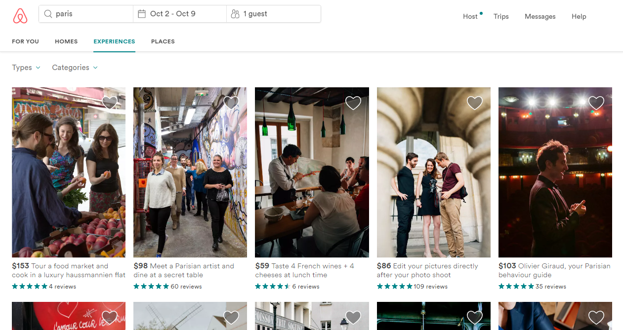 Airbnb promotes living like a local