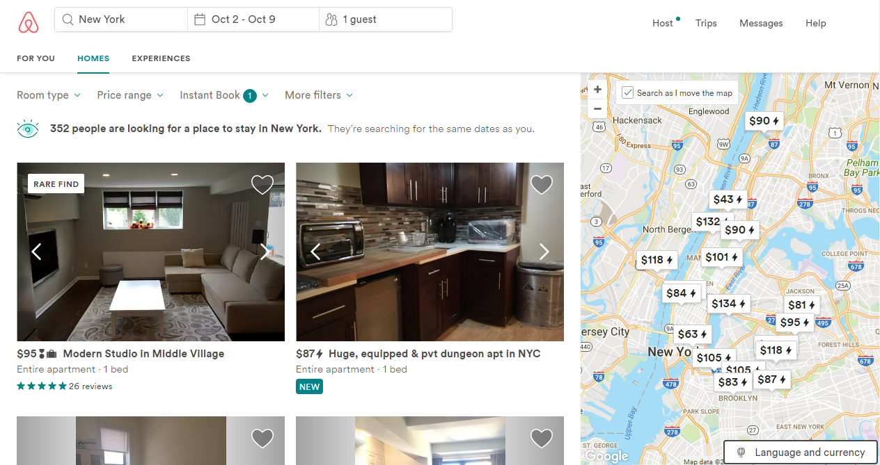 Hotels can use social media to compete with Airbnb