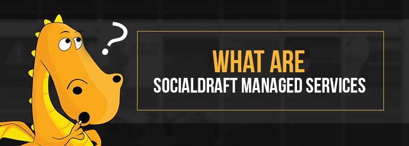Socialdraft is a social media management firm