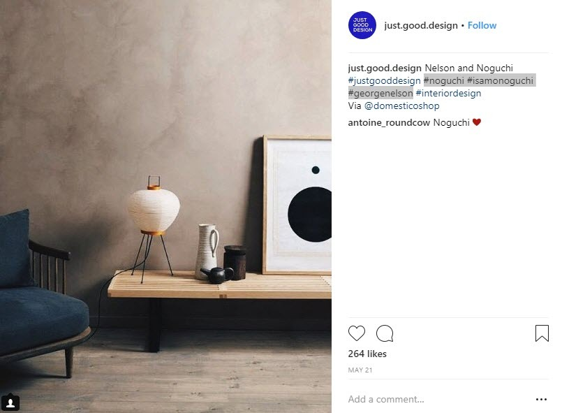 Reach a new targeted audience by using other brand's hashtags