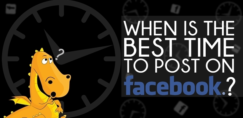 best time to post on facebook 2019